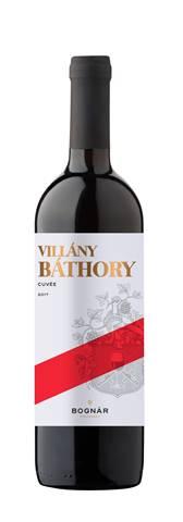 Báthory Villányi Cuvée, száraz vörös, 0.75 l