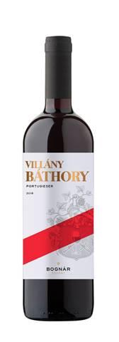 Báthory Portugieser, száraz vörös, 0.75 l