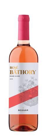 Báthory Rosé, száraz rosé, 0.75 l