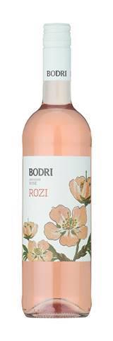 Rozi Rosé, száraz rosé, 0.75 l