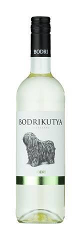 Bodrikutya Fehér Cuvée, száraz fehér, 0.75 l