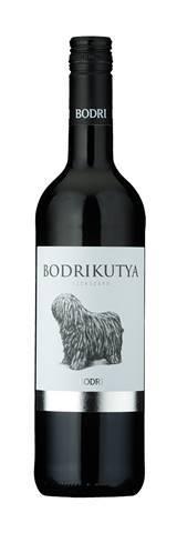 Bodrikutya Vörös Cuvée, száraz vörös, 0.75 l