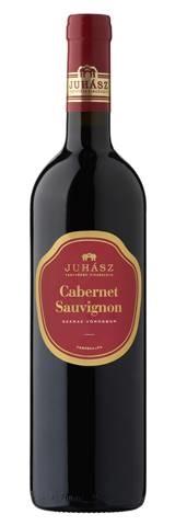 Cabernet Sauvignon, száraz vörös, 0.75 l