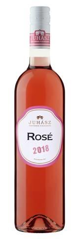 Juhász Rosé, száraz rosé, 0.75 l