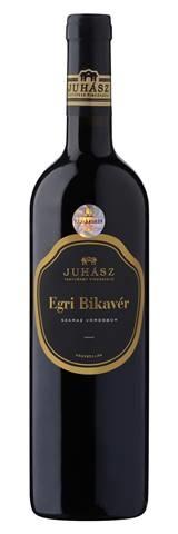 Egri Bikavér, száraz vörös, 0.75 l