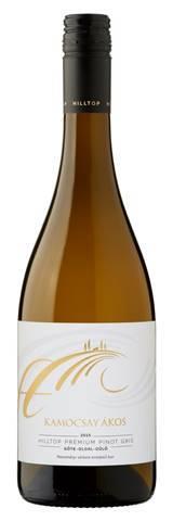Pinot Gris, száraz fehér, 0.75 l