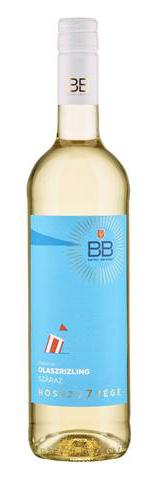 BB hosszú7vége Olaszrizling, száraz fehér, 0.75 l