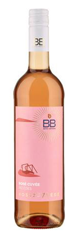 BB hosszú7vége Rosé félédes 0.75 l