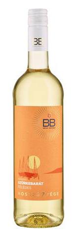 BB hosszú7vége Szürkebarát, száraz fehér, 0.75 l