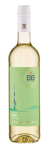 BB hosszú7vége Zenit, száraz fehér, 0.75 l