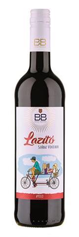 BB YOLO Lazító, száraz vörös, 0.75 l