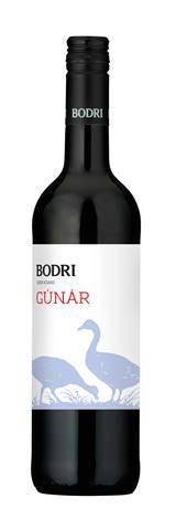 Gúnár Vörös Cuvée, száraz vörös, 0.75 l