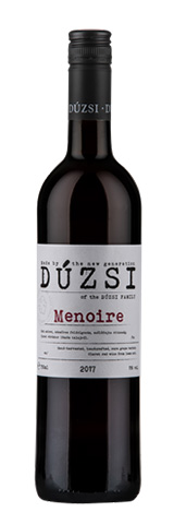 Menoire, száraz vörös, 0.75 l