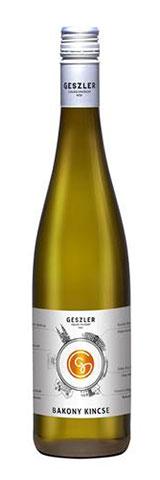 Bakony Kincse Cuvée, félszáraz fehér, 0.75 l