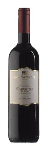 Cabernet Franc, száraz vörös, 0.75 l
