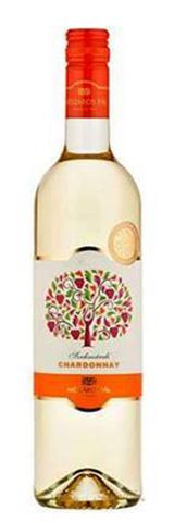 Chardonnay, száraz fehér, 0.75 l
