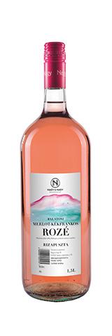 Pinot Noir Rosé 1,5 l, száraz rosé, 1.5 l
