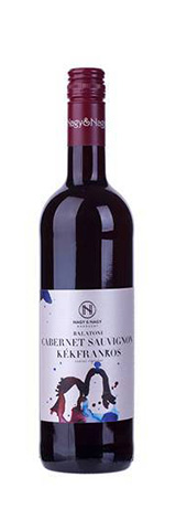 Cab. Sauvignon-Kékfrankos, száraz vörös, 0.75 l