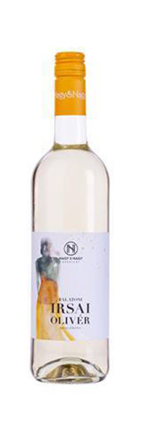 Irsai Olivér, száraz fehér, 0.75 l