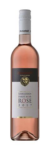 Pinot Noir Rosé, száraz rosé, 0.75 l
