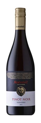 Pinot Noir, száraz vörös, 0.75 l
