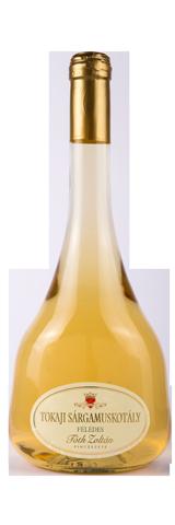 Sárgamuskotály, félédes fehér, 0.75 l