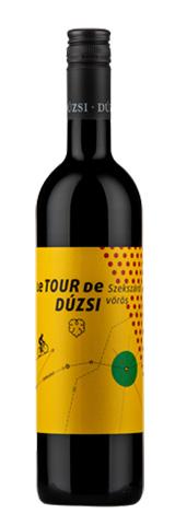 Tour De Dúzsi, száraz vörös, 0.75 l